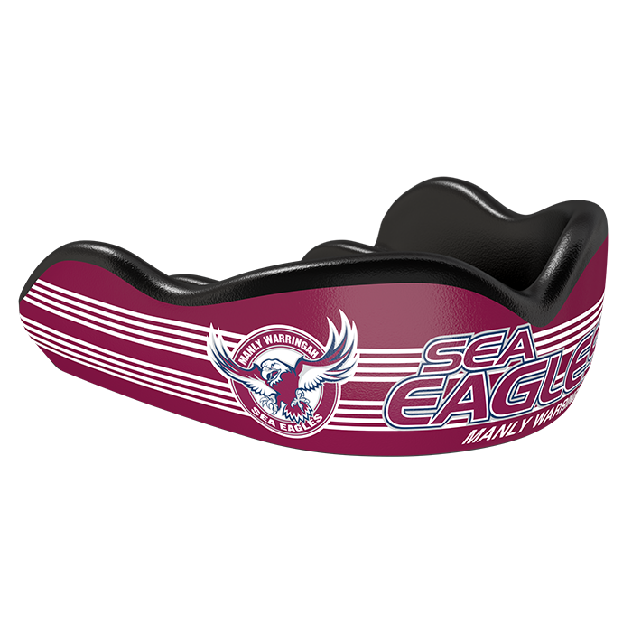 Manly-Warringah Sea Eagles NRL Custom Mouthguard