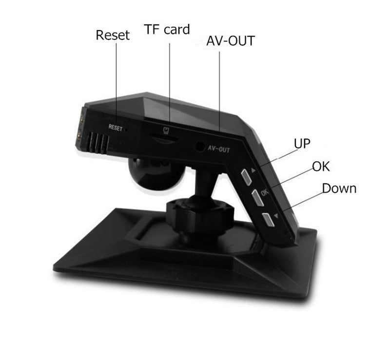 Dashboard Car Camera and DVR 1080p - Order Today!