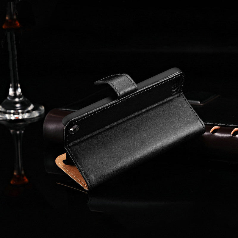 Leather Wallet Stand Case for iPhone 5C - Order Today!