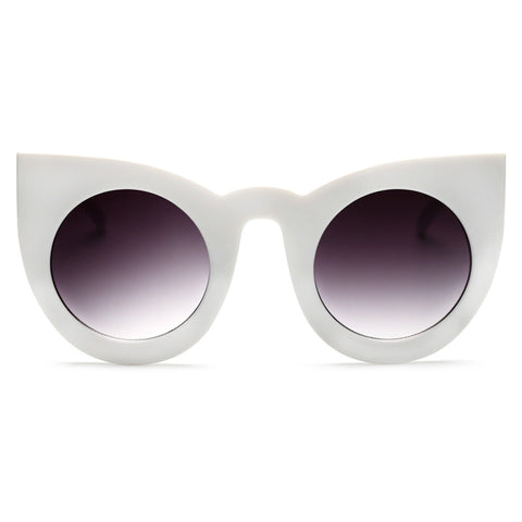 Sexy Round Cat Eye Sunglasses for Women - Order Today!