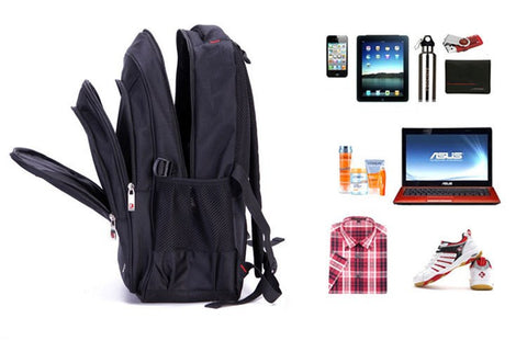 Men's Stylish Backpack with Laptop Compartment - Order Today!