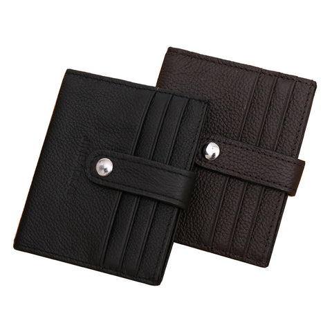 New Hasp Leather Card Holder - Order Today!