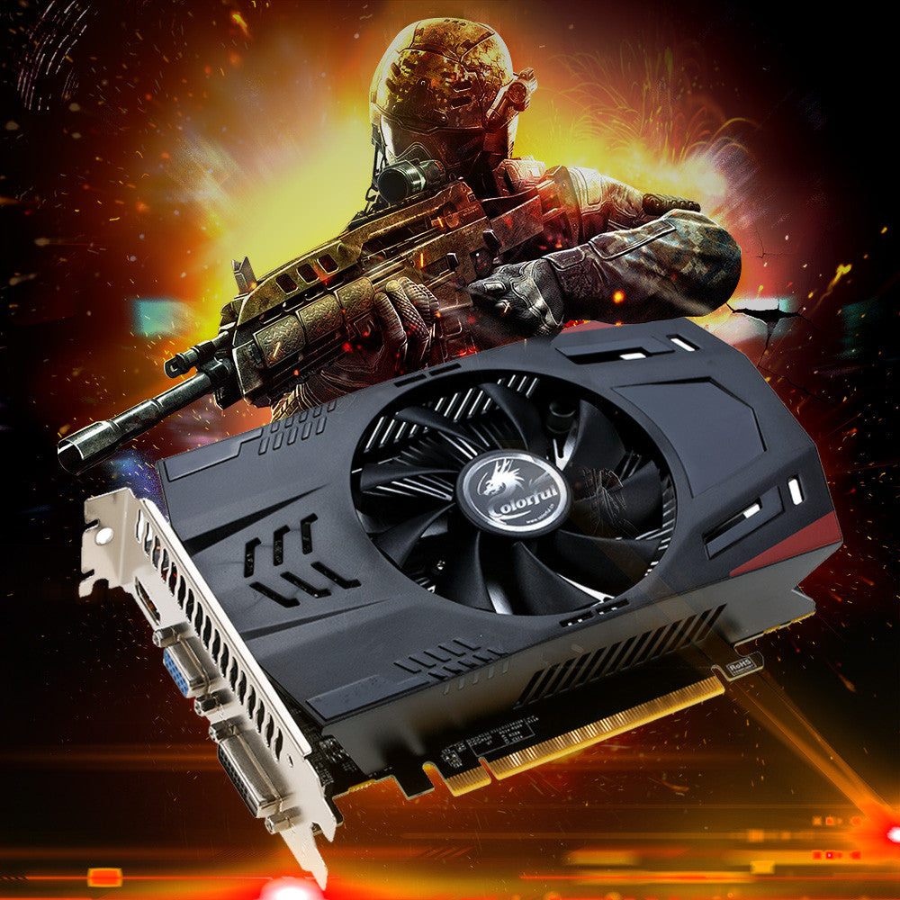 NVIDIA GeForce GT 730 GPU 2GB DDR5 64bit - Order Today!