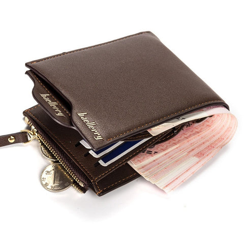 New Soft Quality Leather Wallet for Men - Order Today!