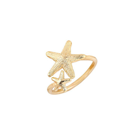 Stylish Starfish Ring for Women - Order Today!