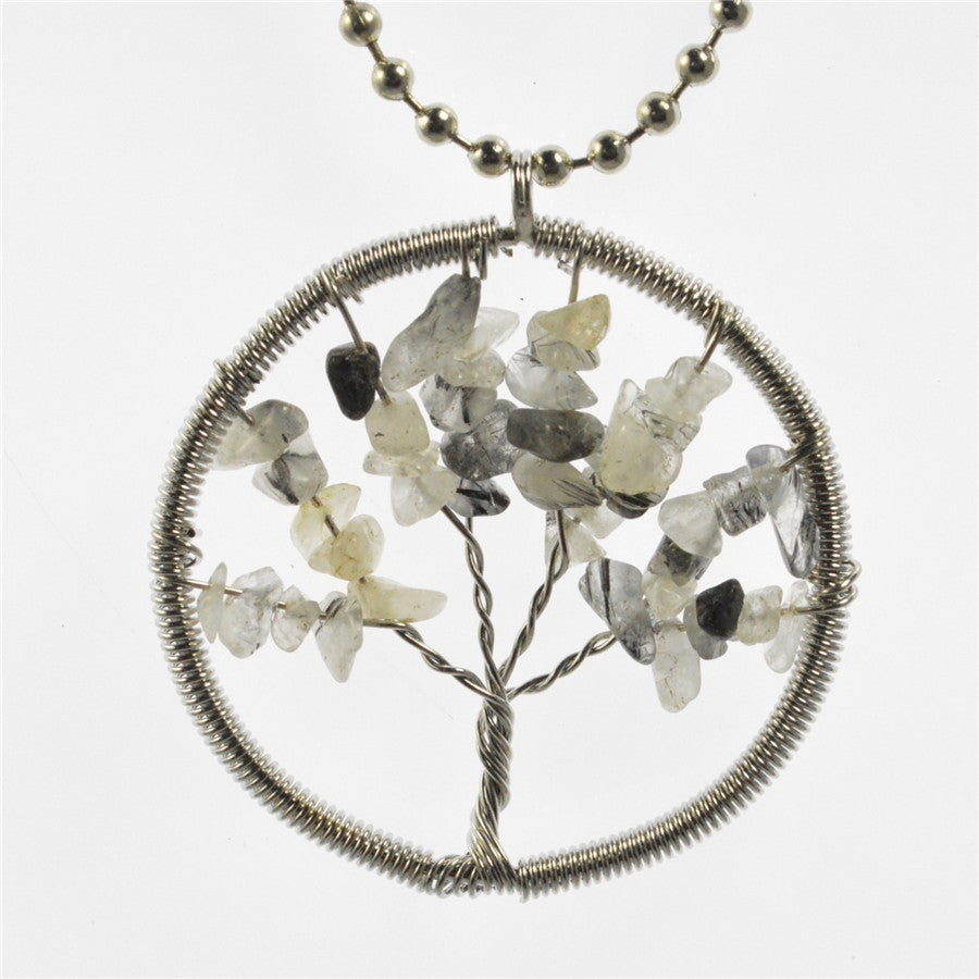 Life of Tree Chain Necklace - Order Today!
