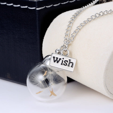 Make A Wish Necklace - Order Today!