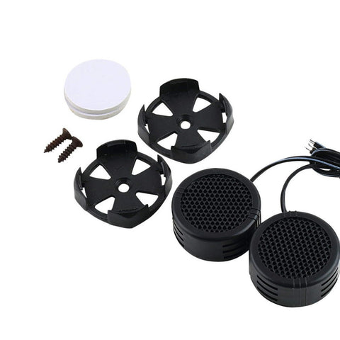 2x Car Mini Dome Tweeter Loudspeaker - Order Today!