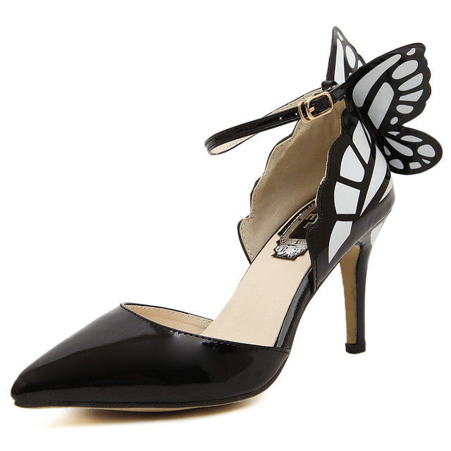 Butterfly Dream Buckle Pumps - Order Today!