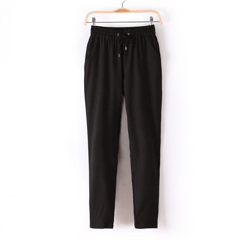 Casual Chiffon Pants - Order Today!