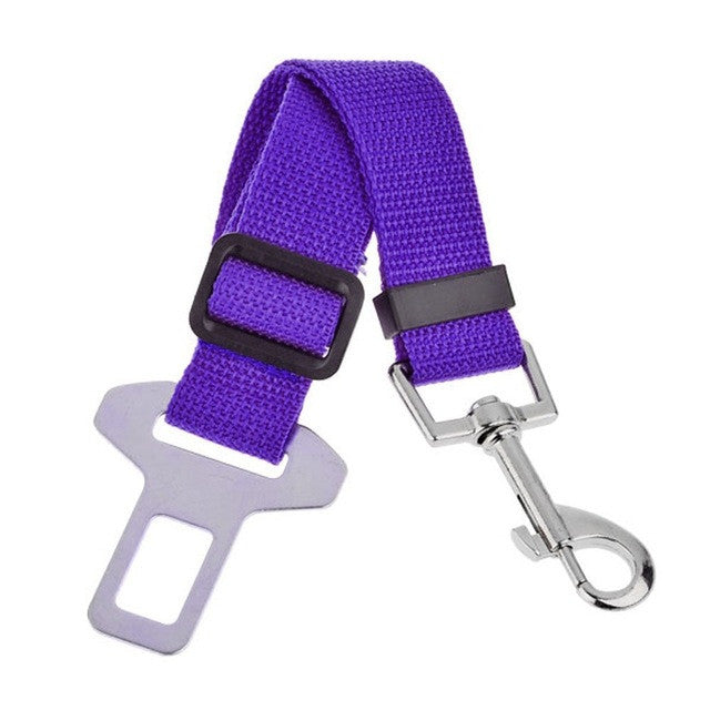Adjustable Car Safety Seat Belt for Dogs - Order Today!