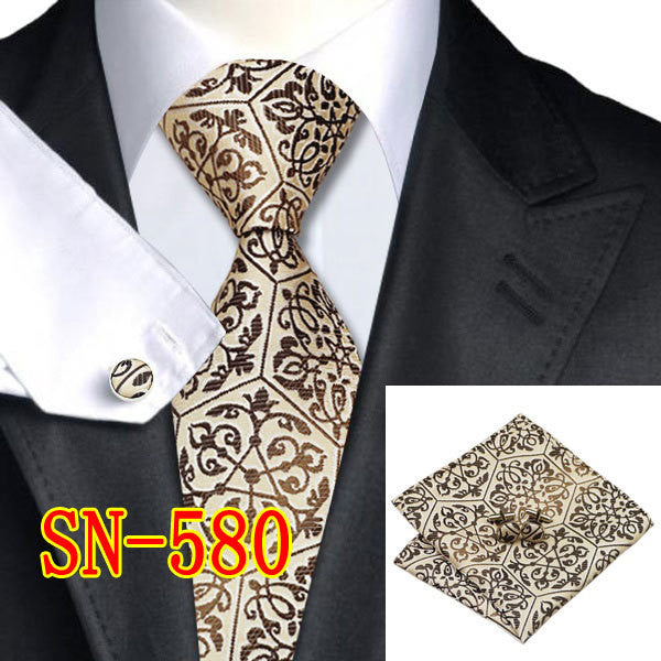Novelty Polyester Necktie Set - Order Today!