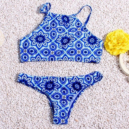 String Reversible Bathing Suit - Order Today!