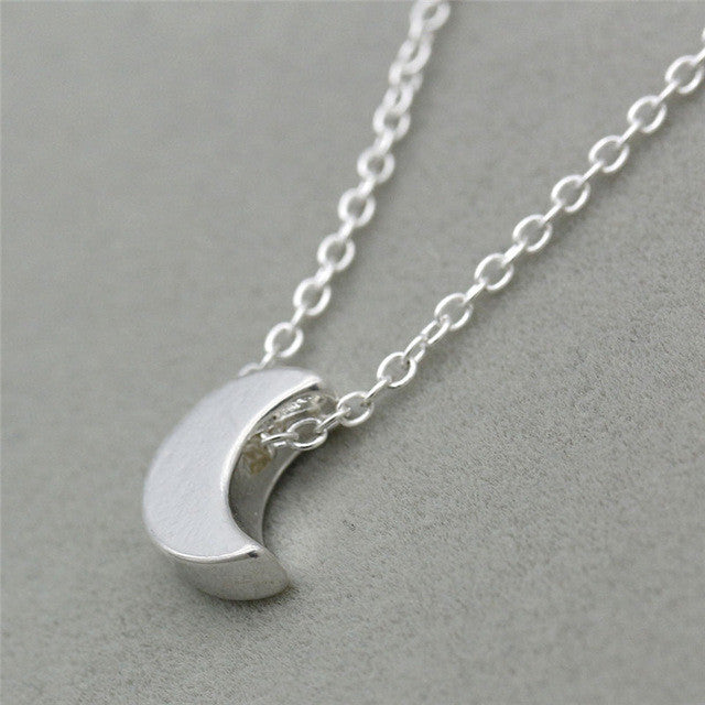 Crescent Moon Necklace - Order Today!