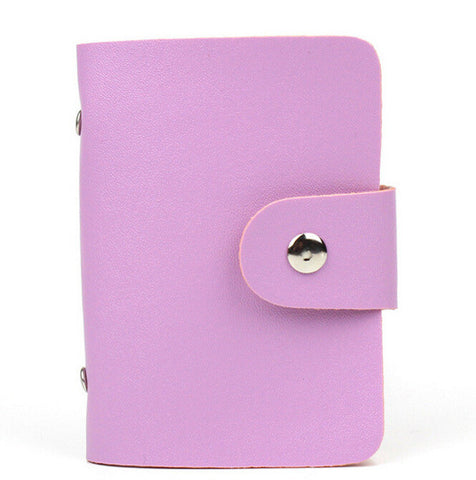 New Leather Card Holder - Order Today!