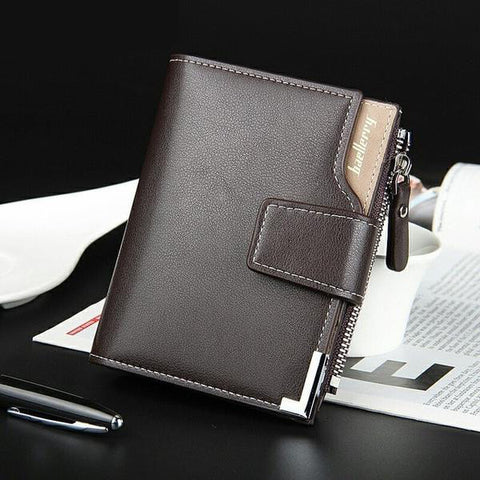 Trendy Soft Leather Wallet for Men - Order Today!