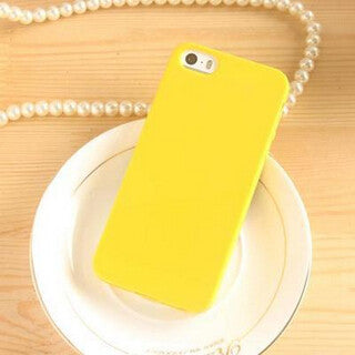 Candy Color Rubber Case for iPhone 5 - Order Today!
