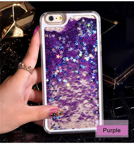 Luxury Glitter Liquid Case for Iphone - Order Today!