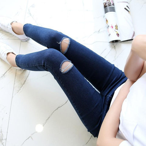 High Waist Skinny Jeans - Order Today!