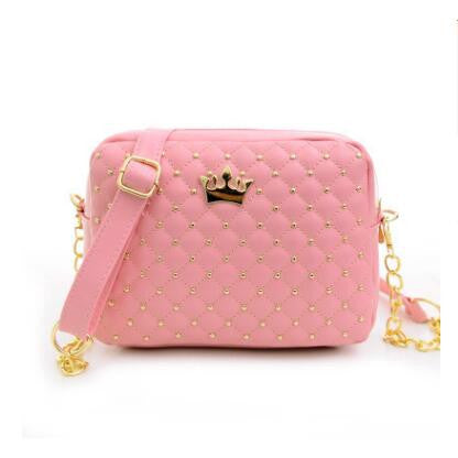 Mini Leather Princess Messenger Bag - Order Today!