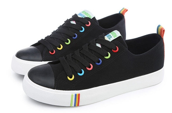 Breathable Canvas Shoes - Order Today!