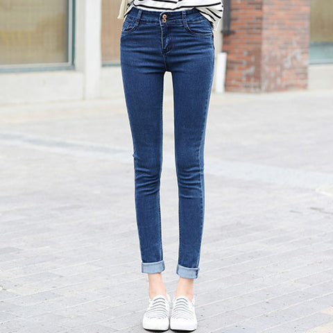 High Waist Jeans - Order Today!