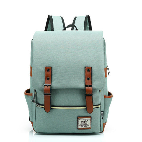 Retro Canvas Backpack for Men - Order Today!