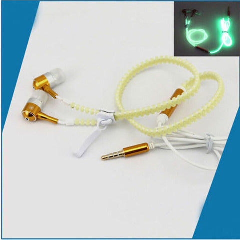 Glowing in the Dark Ear Buds - Order Today!