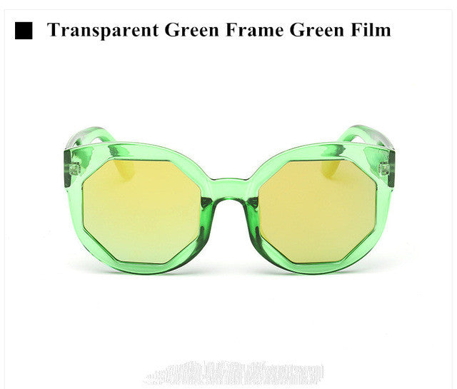 Candy Color Film Sunglasses for Women - Order Today!