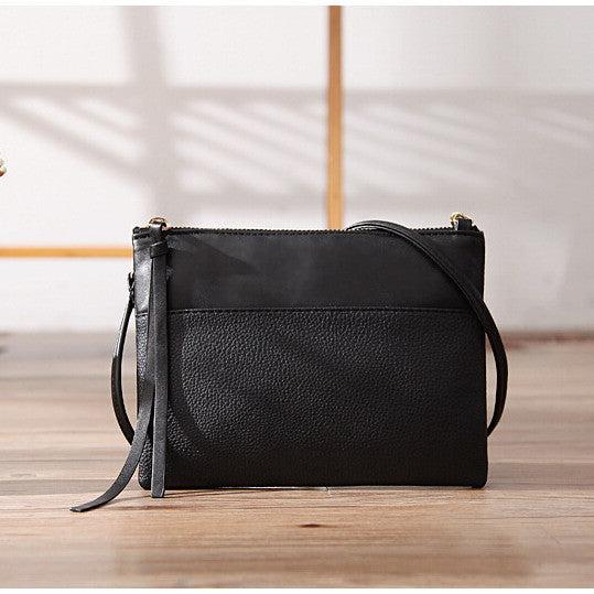 Tassel Mini Leather Messenger Bags - Order Today!