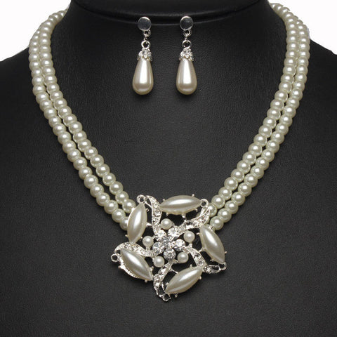 Elegant Pearl Jewelry Set - Order Today!