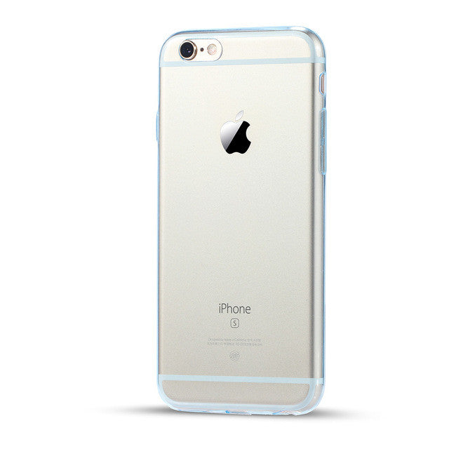 Transparent Clear Case for iPhone - Order Today!
