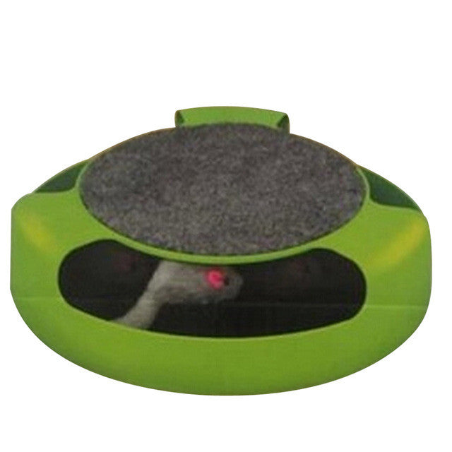 Kitten Toy with Moving Mouse Inside - Order Today!