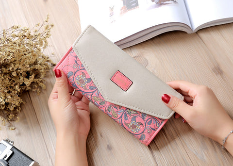 Preppy Leather Wallet - Order Today!