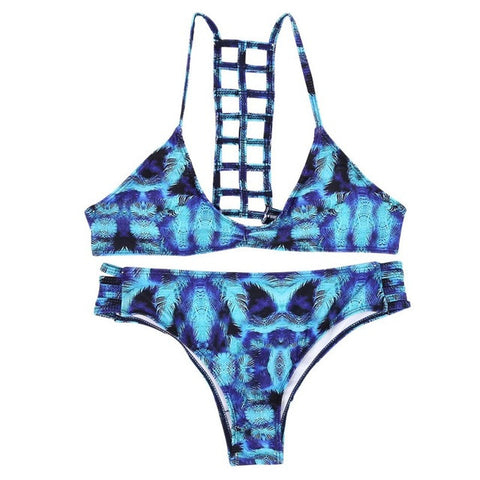 Sexy Floral Printed Swimwear - Order Today!