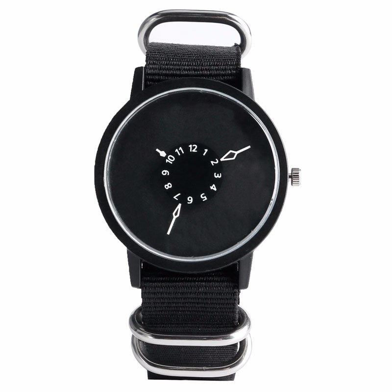 Cool Black Male Watch - Order Today!