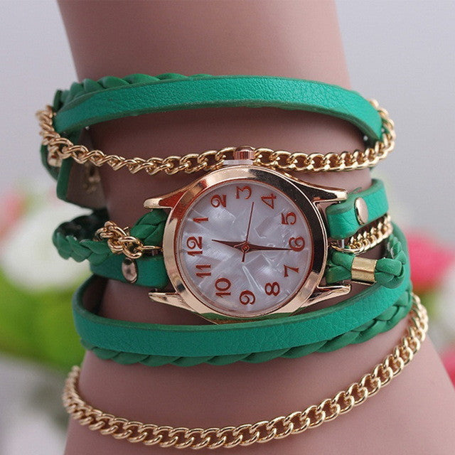 Antique Gold Plated Women Watch - Order Today!
