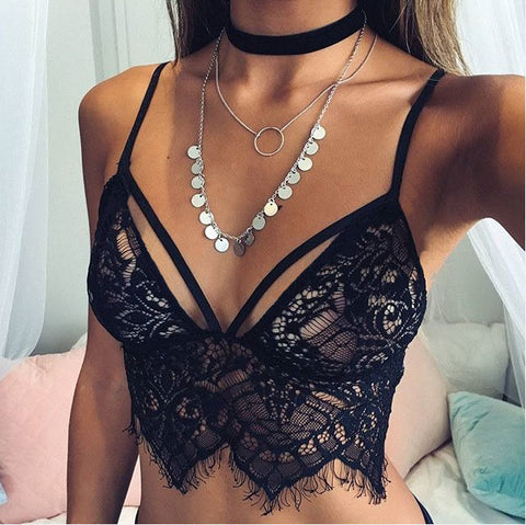 Sexy Bustier Crop Top - Order Today!