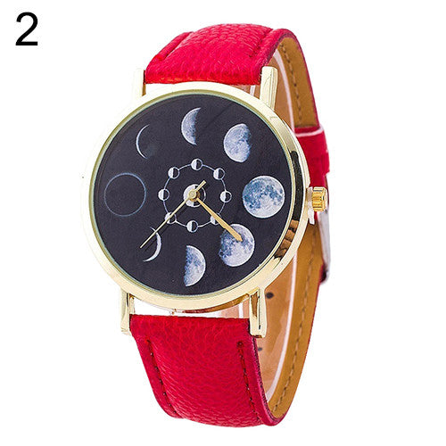 Unisex Moon Phase Watch - Order Today!