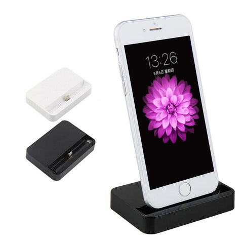 Portable Desktop Dock Charger For iPhone - Order Today!