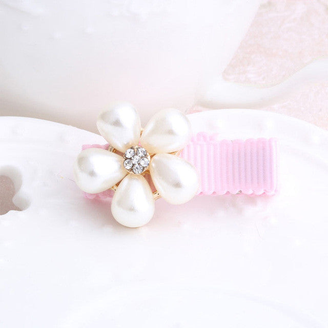 Pearl Hair Clip for Girls - Order Today!