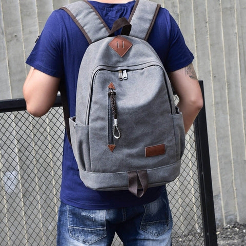 Casual Canvas Backpack - Order Today!