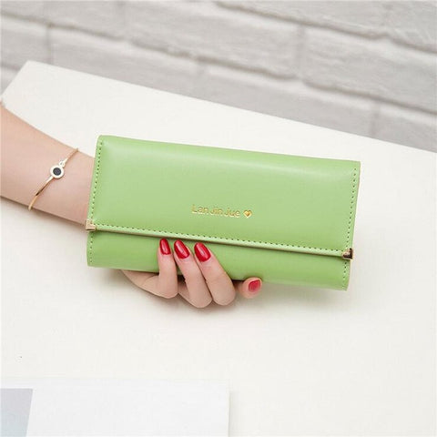 Classy Leather Wallet - Order Today!