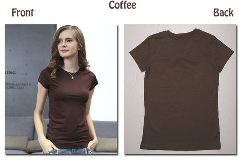 Basic Cotton T-Shirt - Order Today!