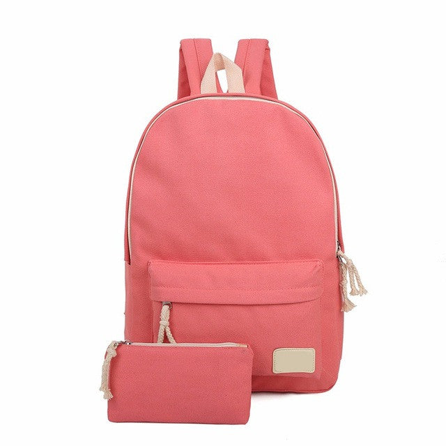 Rucksack Candy Color Backpacks - Order Today!