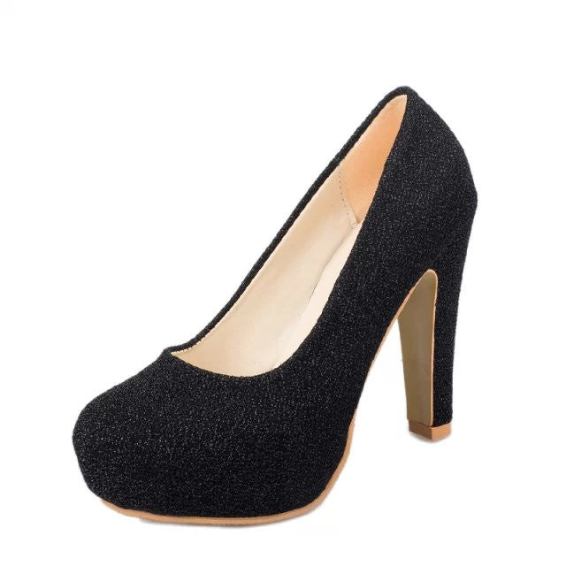 Elegant Platform Pumps - Order Today!