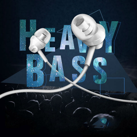 Heavy Bass Ear Buds - Order Today!