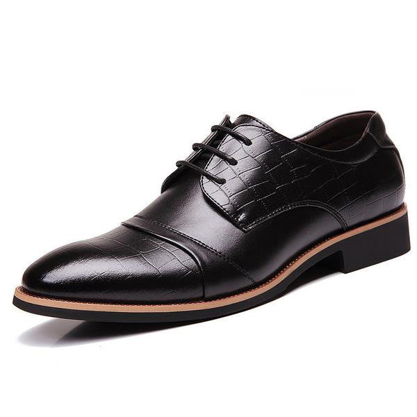 Luxury Formal Oxford Shoes for Men