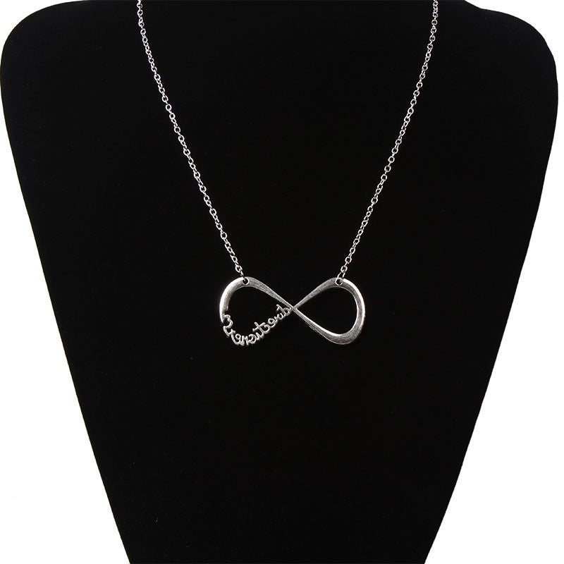 Infinite Love Pendant Necklace - Order Today!