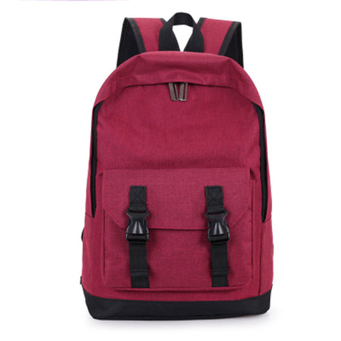 Preppy Style Campus Backpack - Order Today!